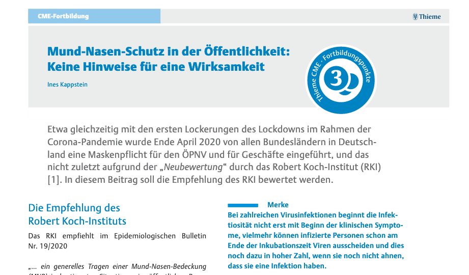 Screenshot der Webseite thieme-connect.com
