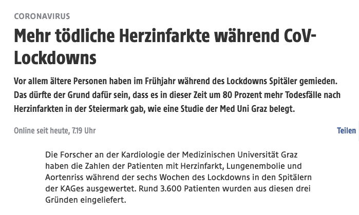 Screenshot der webseite steiermark.orf.at