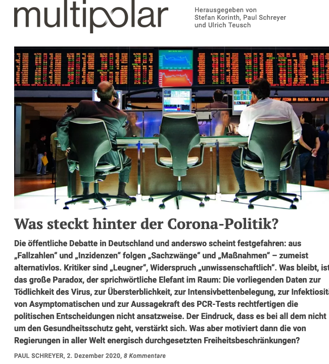 screenshot der webseite multipolar-magazin.de